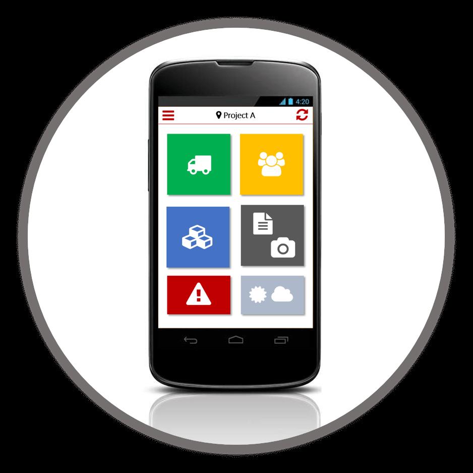 Dispatcher suivi de chantier logiciel et application for Application de suivi de chantier