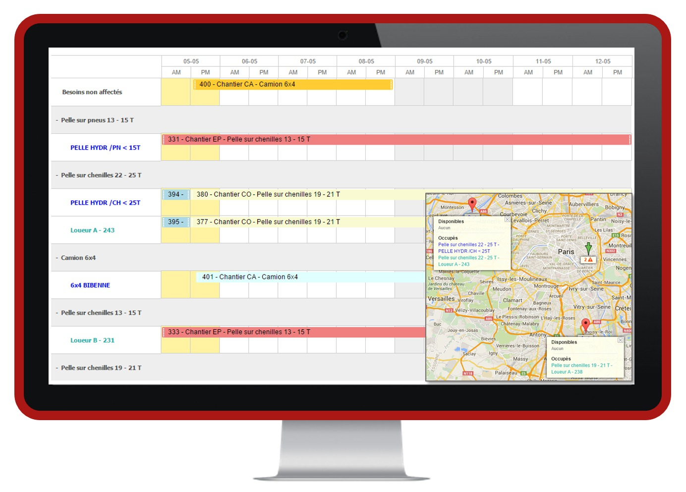 Dispatcher-web-app