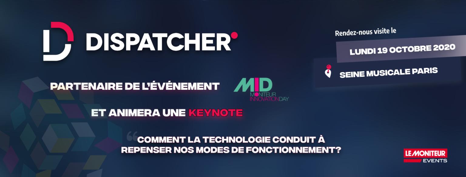Dispatcher Moniteur Innovation Day Event