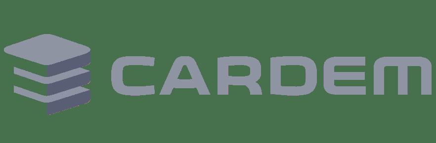 Logo Cardem Gris Partenaires