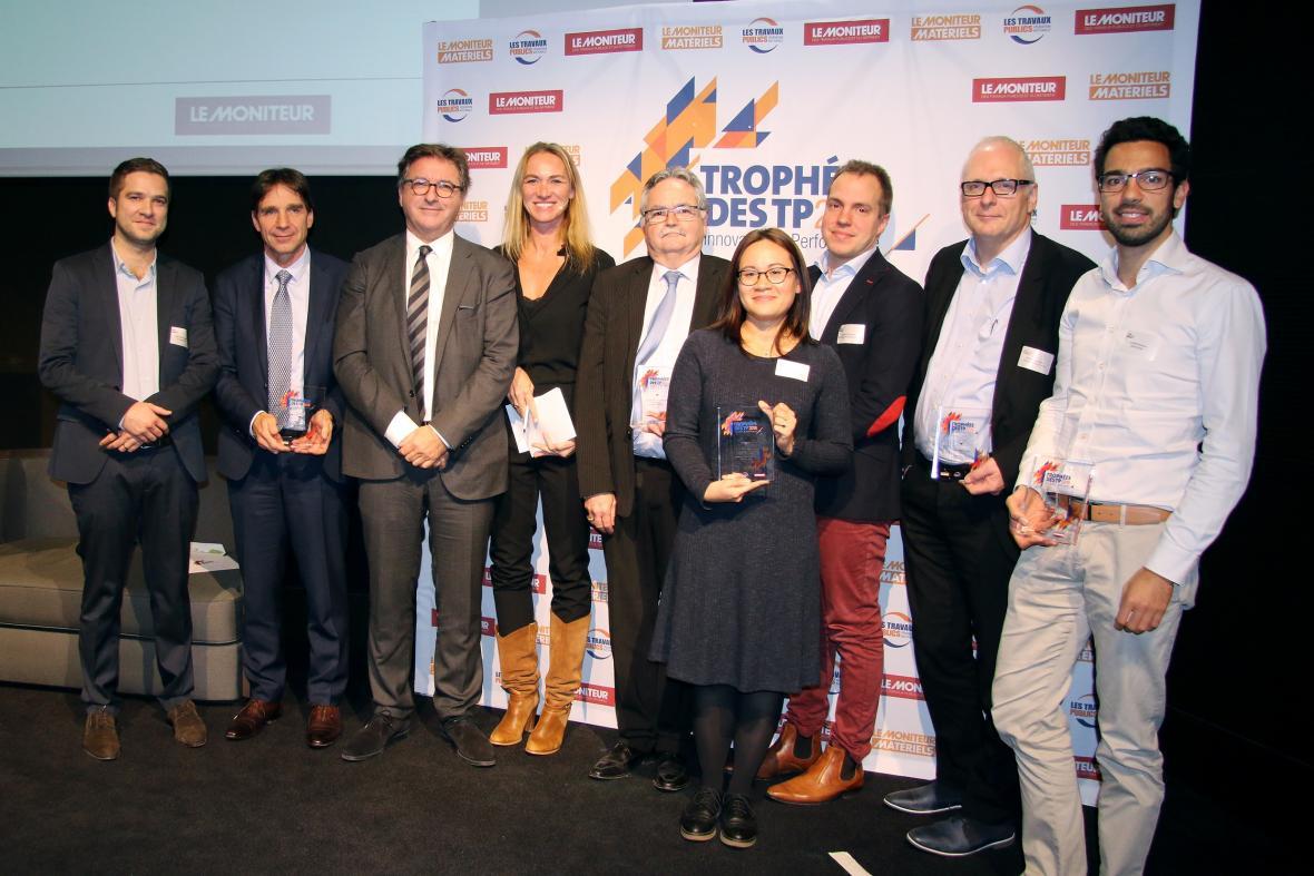 laureats trophees tp 2018