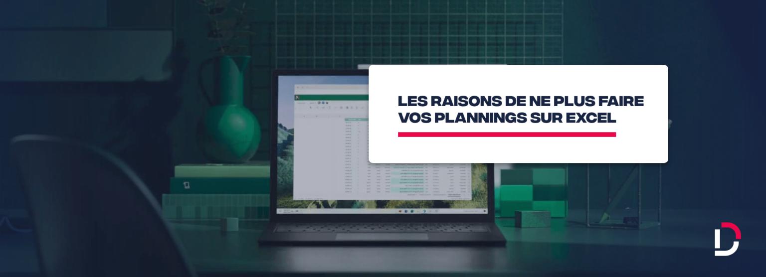 avantages logiciel planning excel