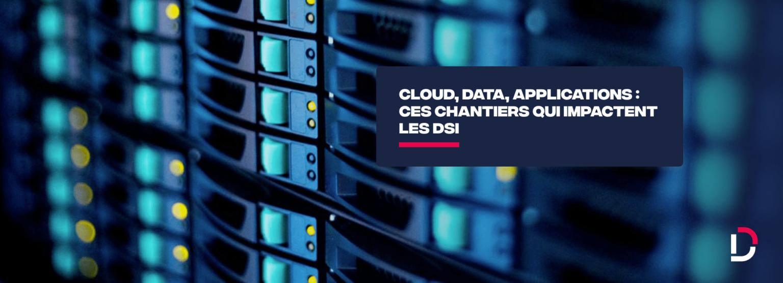 transformation digitale cloud DSI